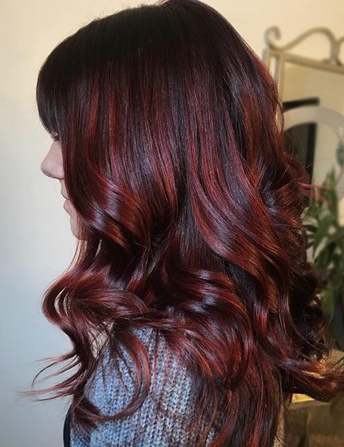 Cherry Ombre
