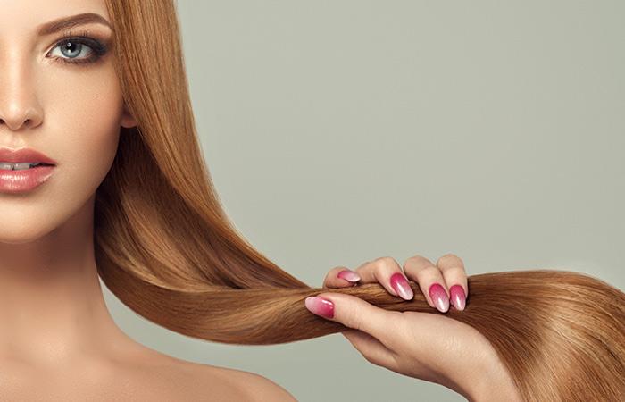 दालचीनी बालों के जड़ों को साफ़ करने के लिए
