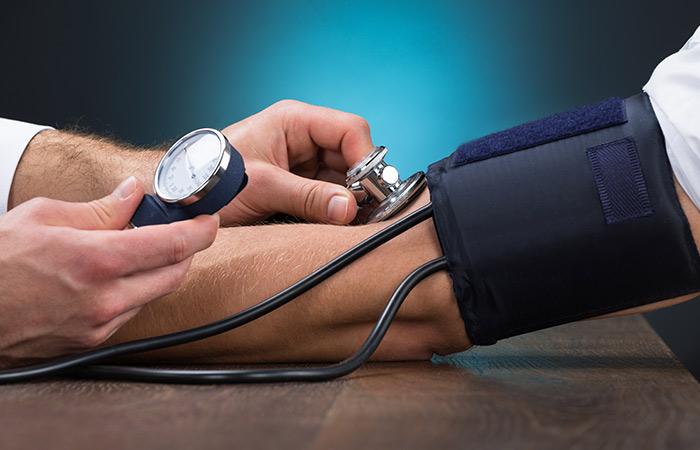 Cinnamon in blood pressure problem in Hindi