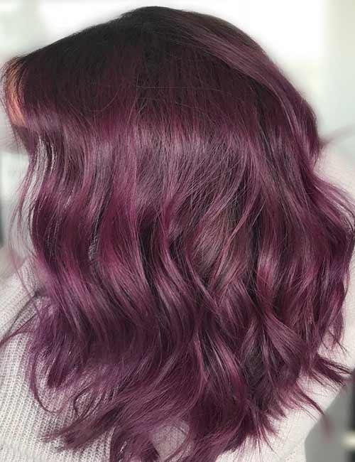 Deep Violet Tones