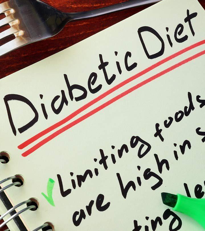 Diabetes (Madhumeh) Diet Chart in Hindi