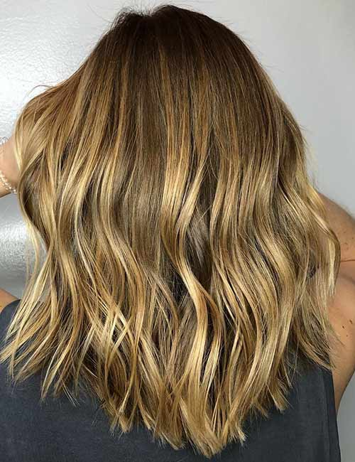 Dirty Blonde Ombre