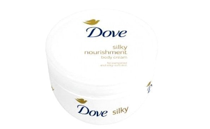 Dove Silky Nourishment Body Cream For Normal Skin