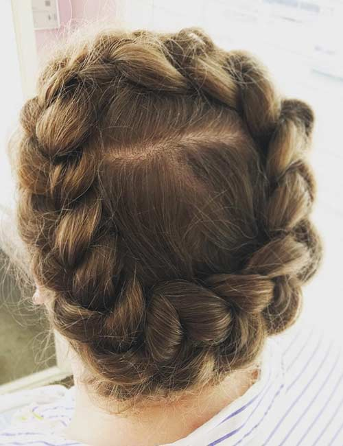 Dutch Halo - Dutch Braid