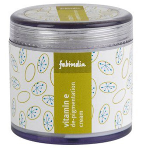 Fabindia Vitamin E De-Pigmentation Cream