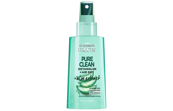 Garnier Fructis Pure Clean Detangler