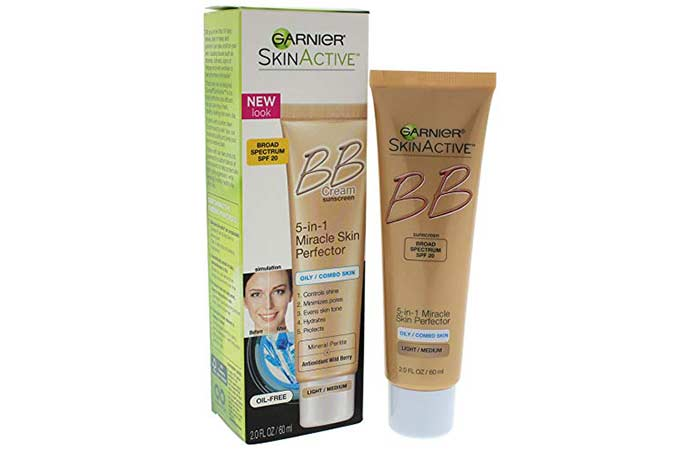 Garnier SkinActive BB Cream Oil-Free