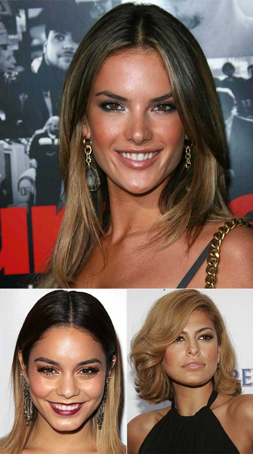 Hair Colors For Olive Skin Tones With Brown Eyes