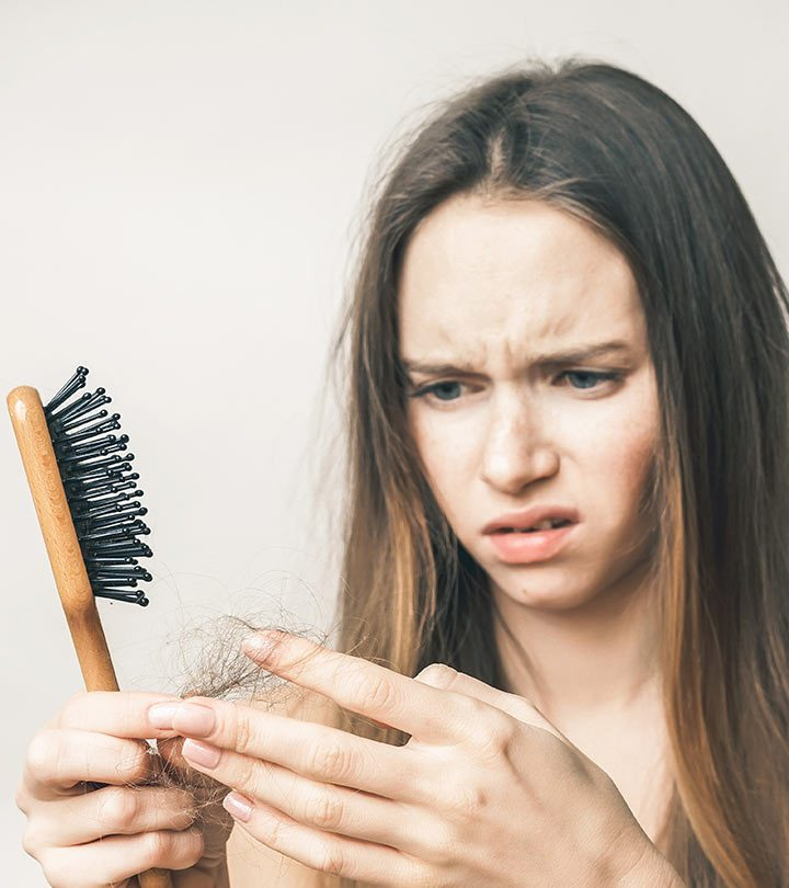 Hair Fall Tips and Treatment at Home in Hindi