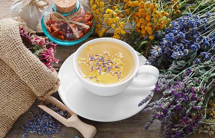 Qabz ke Liye Herbal tea