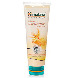 Himalaya Herbals Fairness Kesar Face Wash