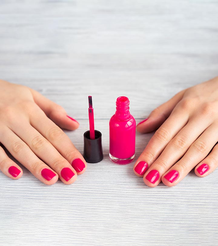How To Dry Your Nail Polish Faster