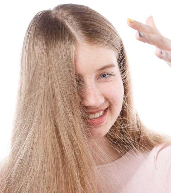 How To Get Rid Of Static Hair – Causes And 11 Easy Tips