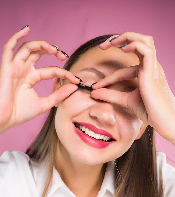 How To Remove Fake Eyelashes