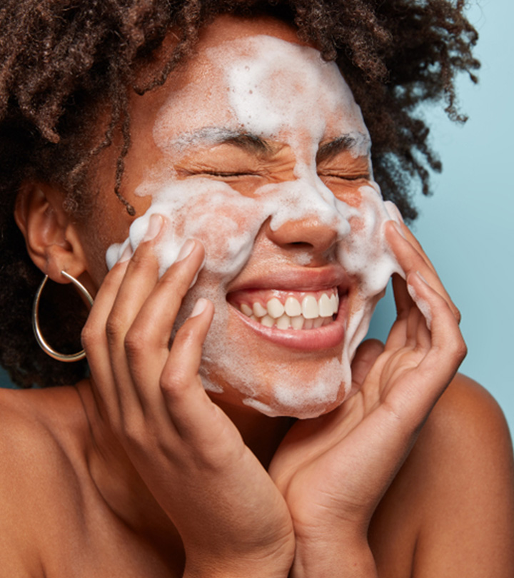 How To Wash Your Face Correctly?