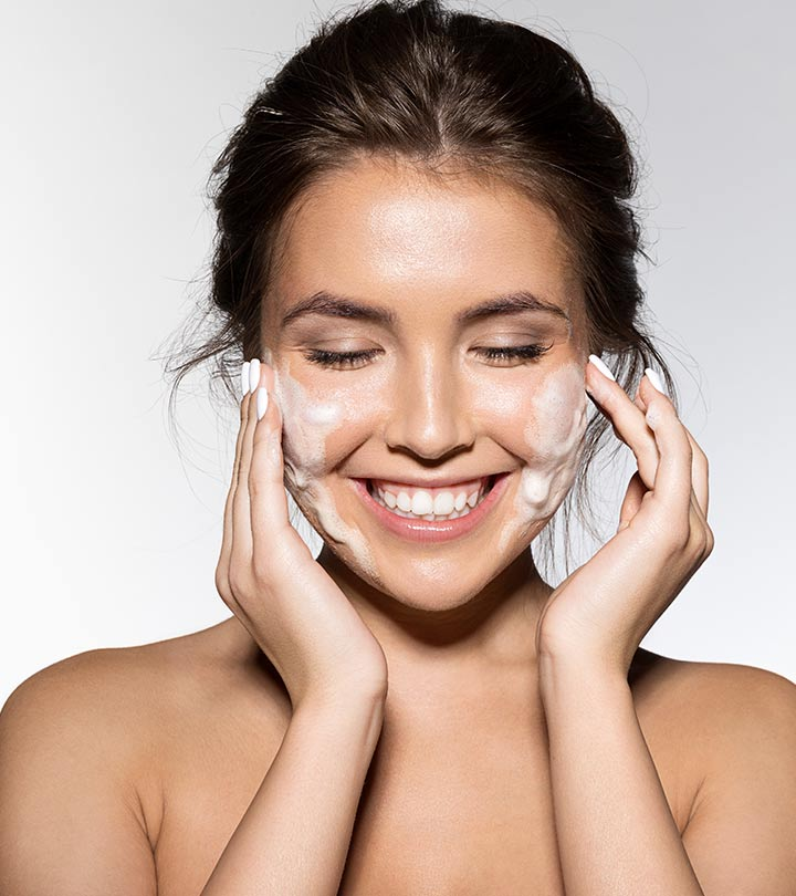How To Wash Your Face Properly – 6 Simple Steps