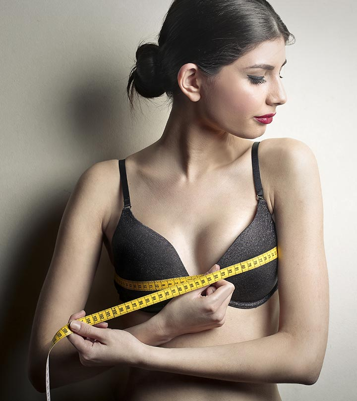 How to Increase Breast Size in Hindi