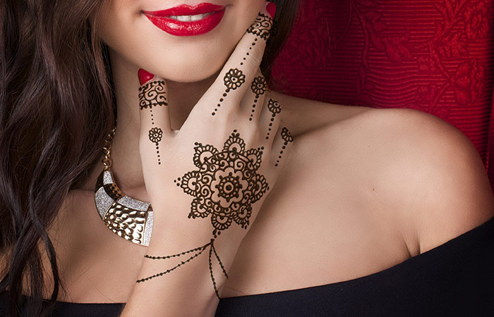 Julie Mehndi Design in Hindi