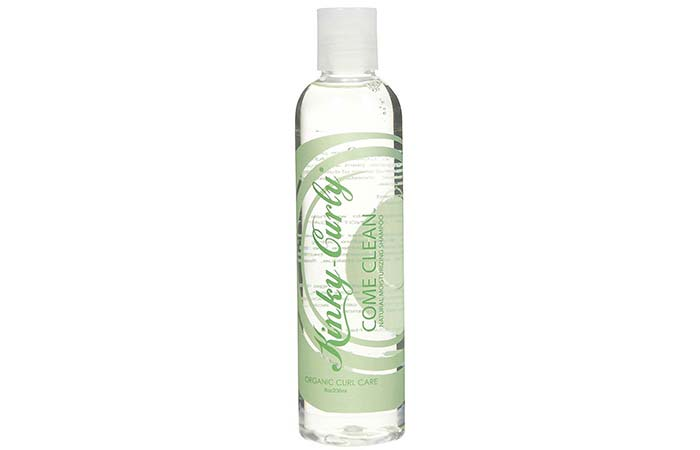 Kinky-Curly Come Clean Natural Moisturizing Shampoo