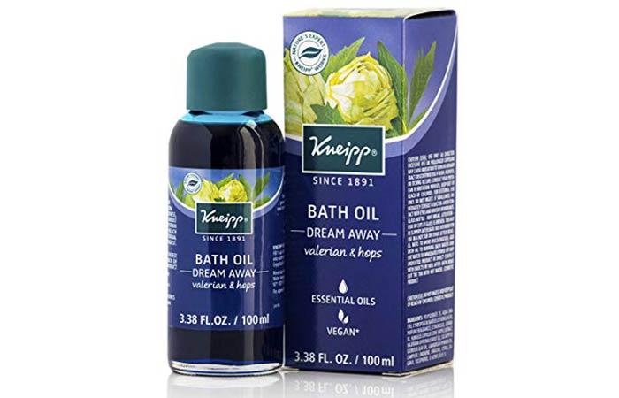 Kneipp Herbal Bath Oil