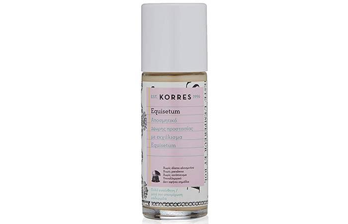Korres Deodorant Equisetum