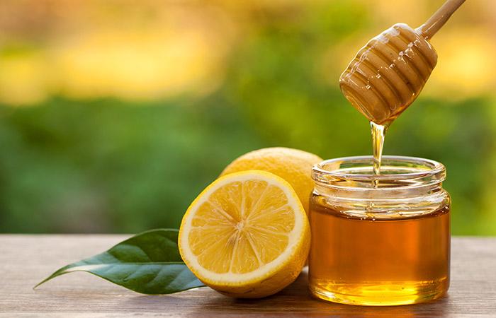 Khansi ke liye Lemon