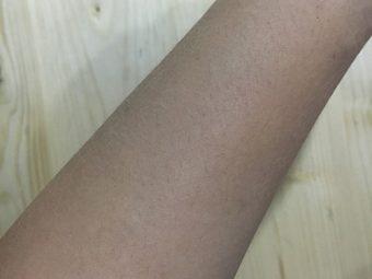 Lever Ayush Natural Fairness Saffron Face Cream pic 9-Nothing surprising-By Vaishali_Chellapa
