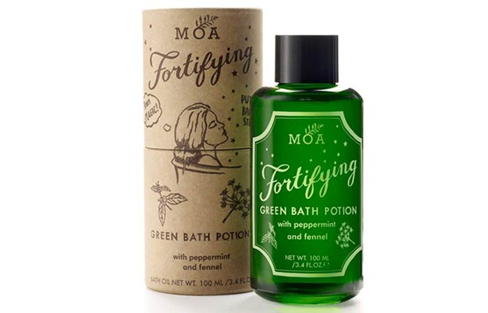 MOA Fortifying Bath Potion