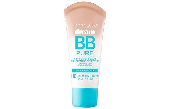 Maybelline New York Dream Pure BB Cream Skin