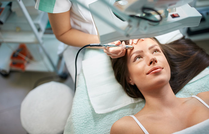 Microdermabrasion Facial The Procedure