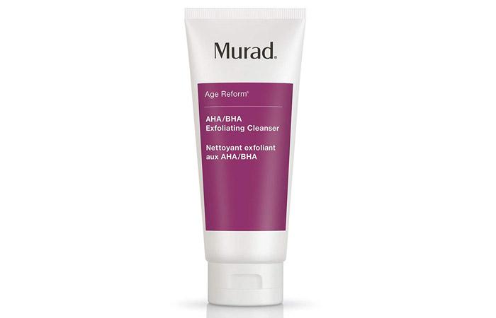 Murad Age Reform AHABHA Exfoliating Cleanser