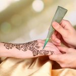 Navratri Ke Liye Latest Mehndi Designs