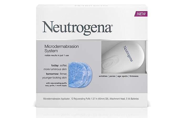 Neutrogena Microdermabrasion System Starter Kit