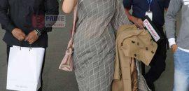 No One Gets The 'Saree At The Airport' Look Right Like Kangana Ranaut a