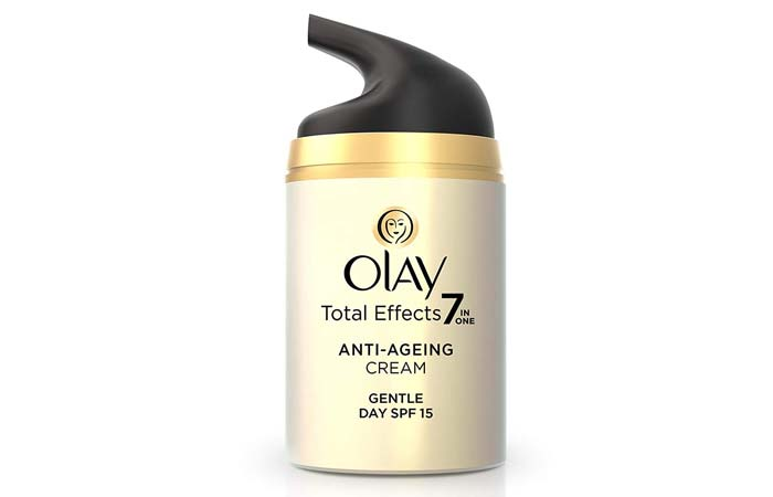 Olay Total Effects 7-in-1 Anti-Aging Day Cream