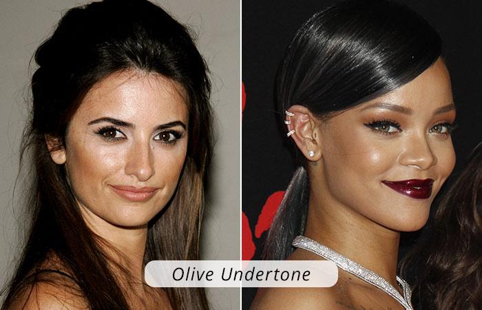 Olive Undertone
