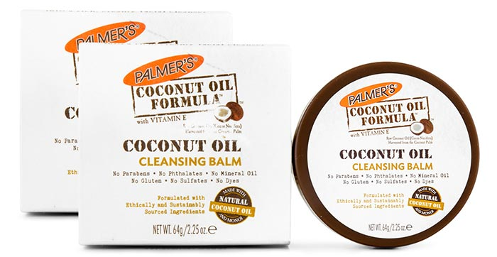 Palmer's Coconut Oil Formula Cleansing Balm