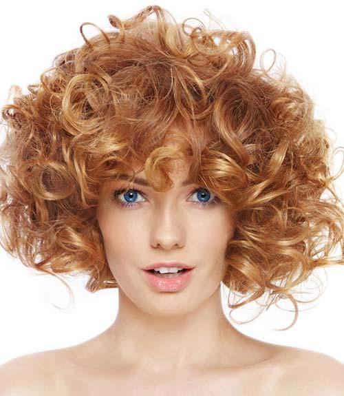 Permed Hair
