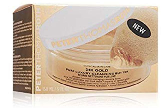 Peter Thomas Pure Luxury Cleansing Butter