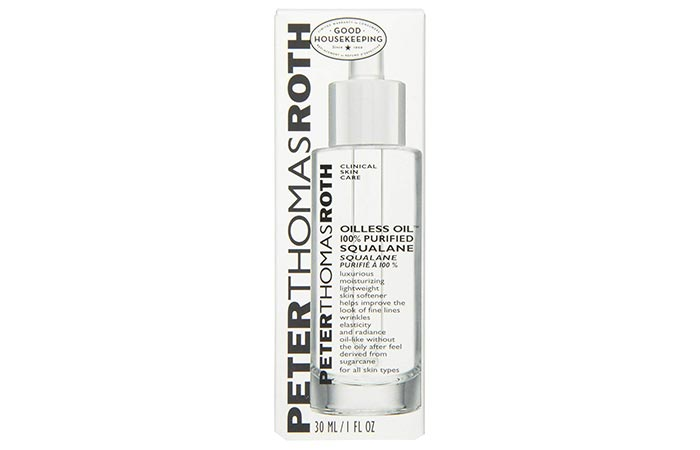 Peter Thomas Roth 100% Purified Squalane Oil