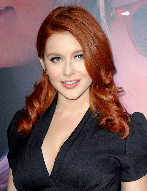 40 Surreal Red-Haired Actresses-8812