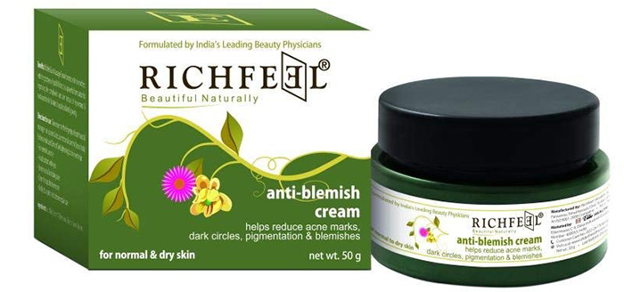 Richfeel Anti Blemish Cream