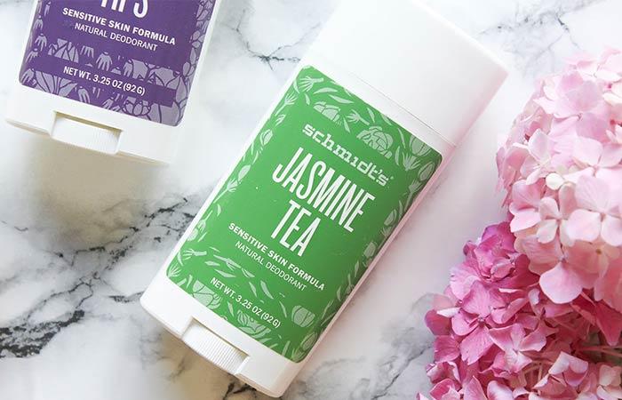 Schmidt's Jasmine Tea Deodorant