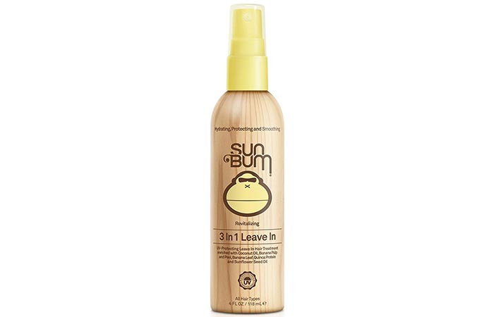 Sun Bum Revitalizing 3-in-1 Leave-In Hair Spray