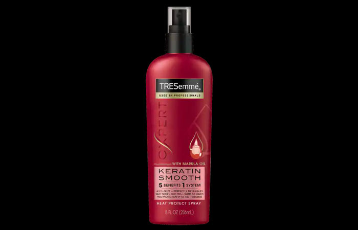 TRESemme Expert Keratin Smooth Heat Protect Spray