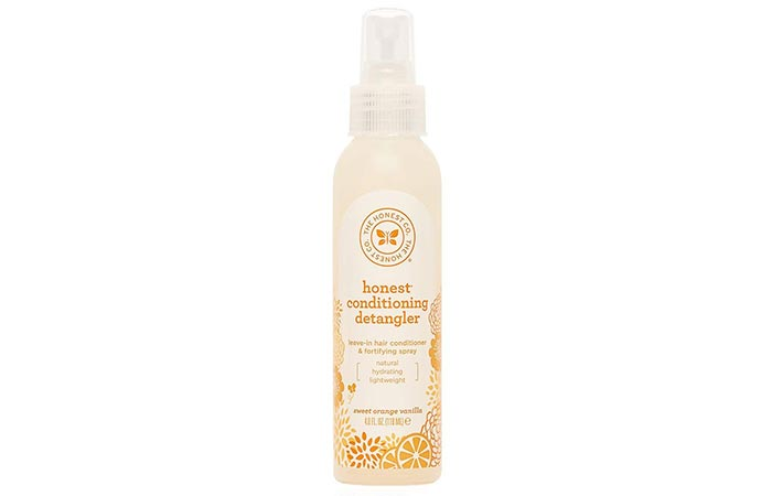 The Honest Co. Conditioning Detangler