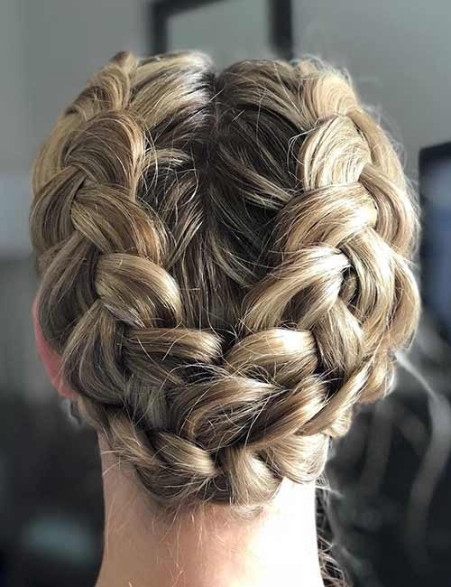 The U Dutch Braid - Dutch Braid
