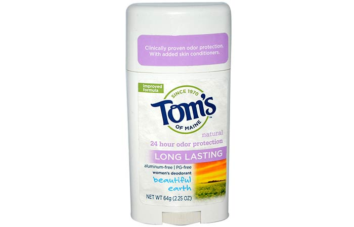 Tom's Of Maine Natural Organic Deodorant