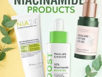 Top-16-Niacinamide-Products