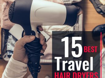 Travel Hair Dryers For All Hair Types
